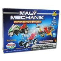 Made Malý mechanik Dopravní prostředky