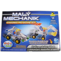 Made 61493 Malý mechanik