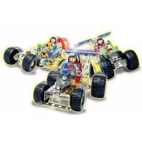 Made 61496 Malý mechanik Auto na ovládání 40cm 2