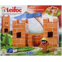 Stavebnice Teifoc Hrádek 120 ks