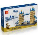 Stavebnice Tower Bridge 1033 dílků (WANGE 8013) 2