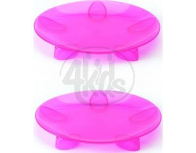 Steadyco Steady talíř desertní 2 pack Pink
