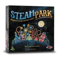 Black Fire Steam Park CZ společenská hra