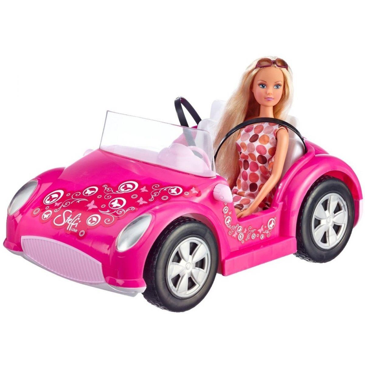 Steffi Love Girls Panenka v kabrioletu - Poškozený obal