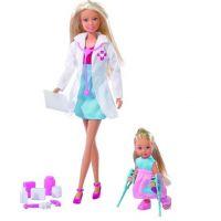 Steffi Love Panenka Dětská lékařka a Evička