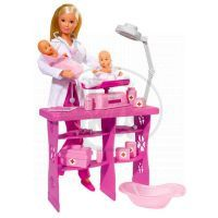 Simba S 5732608 - Panenka Steffi Baby-Doktor
