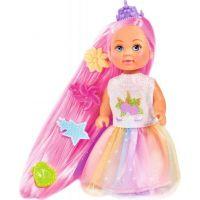 Steffi Love Bábika Evička Rainbow Princess