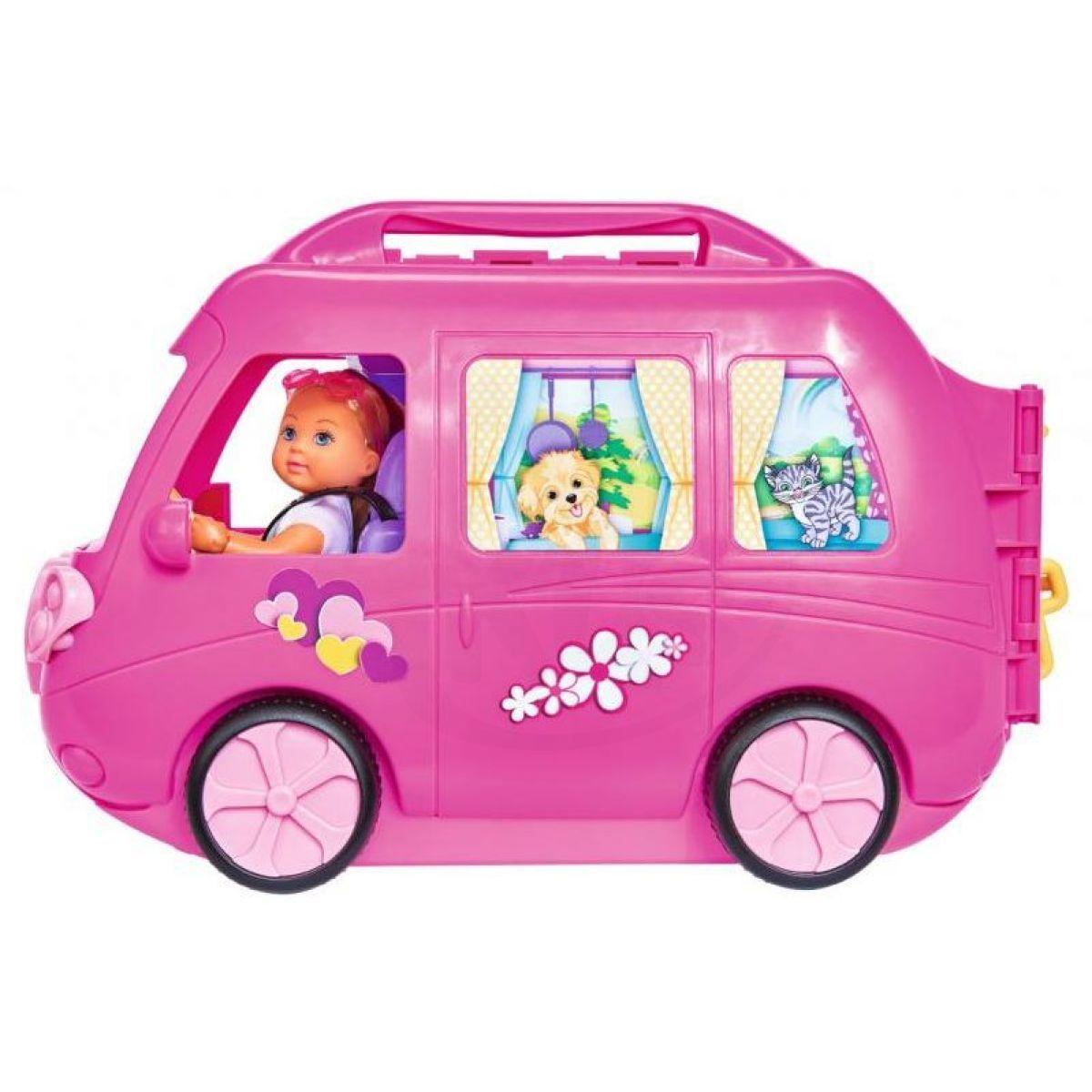 Steffi love Panenka Evička s obytným vozem