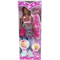 Steffi love Panenka Steffi Těhotná černoška s miminkem