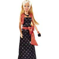Steffi Panenka Minnie Mouse Evening Dress černé šaty