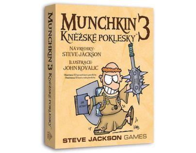 Steve Jackson Games Munchkin 3