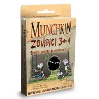 Steve Jackson Games Munchkin Zombíci 3 a 4