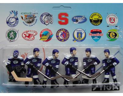 STIGA 7111-9092-19 - Výměnný hokejový tým Komety Brno
