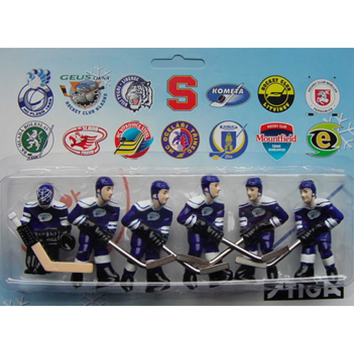 Stiga Výměnný hokejový tým Komety Brno