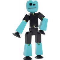 Stikbot Animák 1 figurka modročerná