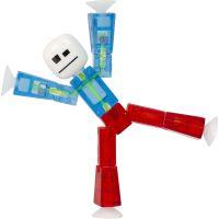 Stikbot Animák 1 figurka modročervený
