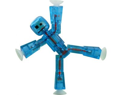 EP Line Stikbot Animák figurka - Modrá