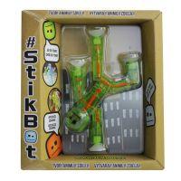 EP Line Stikbot Animák figurka - Sv. zelená transparentní 2