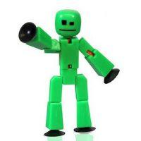 Stikbot Animák figurka Sv. zelená