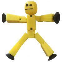 Stikbot Animák figurka žlutá