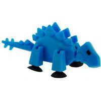 StikBot dino Stegosaurus modrý