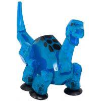 StikBot Mega dino Brontosaurus modrý