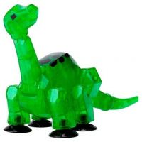 StikBot Mega dino Brontosaurus zelený