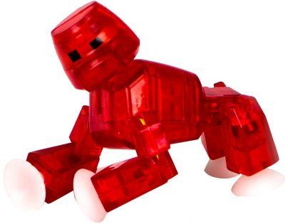 Stikbot Zvířátko Stikgorila červená