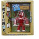 Stikbot Zvířátko Stikgorila červená 2