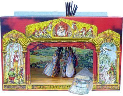 Stilet Papírové divadlo