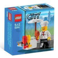 Stánek s občerstvením LEGO CITY 8398 2
