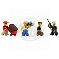 Stánek s občerstvením LEGO CITY 8398 3