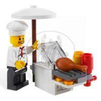 Stánek s občerstvením LEGO CITY 8398 4