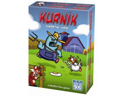 BONAPARTE 09530 - Karetní hra Kurník