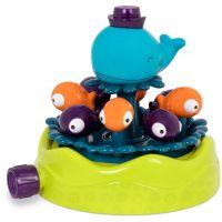 B. Toys Stříkající velryba s vodotryskem