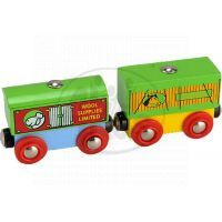HM Studio Studo Train Vagon 2ks