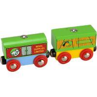 HM Studio Studo Train Vagon 2 ks