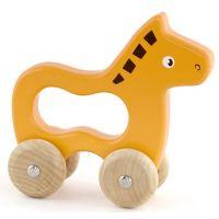 HM Studio Studo Wood Koník na kolech