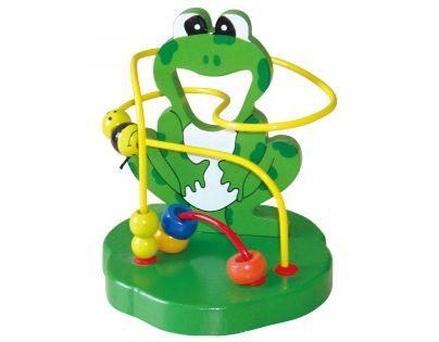 Studo Wood Labyrint žába