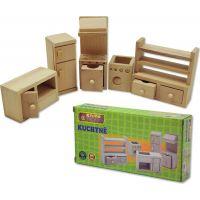 HM Studio Studo Wood Mini nábytek Kuchyně 2