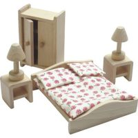 HM Studio Studo Wood Mini nábytek Ložnice