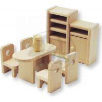 HM Studio Studo Wood Mini nábytek Jídelna