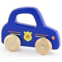 HM studio Studo Wood Policie na kolech