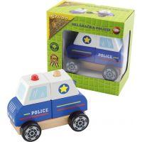 HM Studio Studo Wood Policie skládací 2
