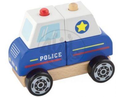 HM Studio Studo Wood Policie skládací