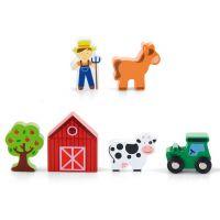 Studo Wood Set příslušenství Farma