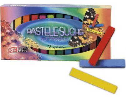 Easyoffice Suché pastely 12 barev