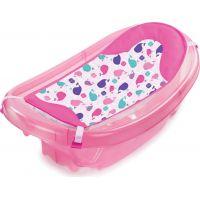 Summer Infant Koupací vanička Sparkle and Splash růžová