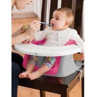 Summer Infant Multifunkční sedátko SuperSeat 4v1 růžové 3