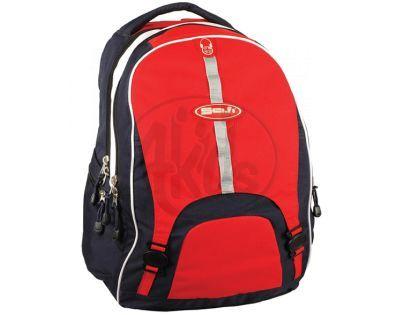 Sun Ce Sci-fi  Studentský batoh červený